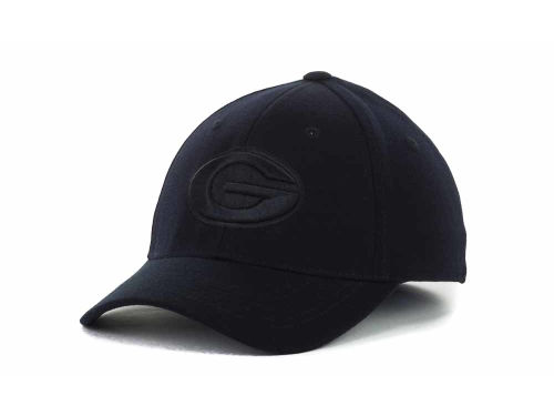 Georgia Bulldogs Top of the World NCAA Black Tonal PC Cap Hats