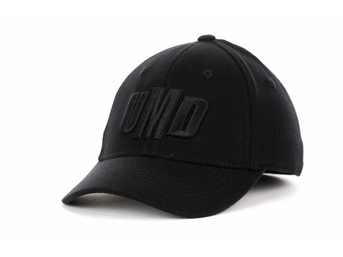 Minnesota Duluth Bulldogs Top of the World NCAA Black Tonal PC Cap Hats