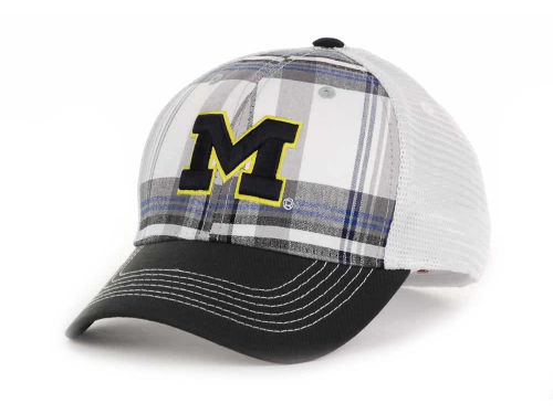 Michigan Wolverines Top of the World NCAA Socialite Meshback Cap Hats