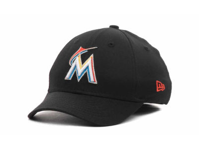 Miami Marlins MLB Single A 39THIRTY Hats