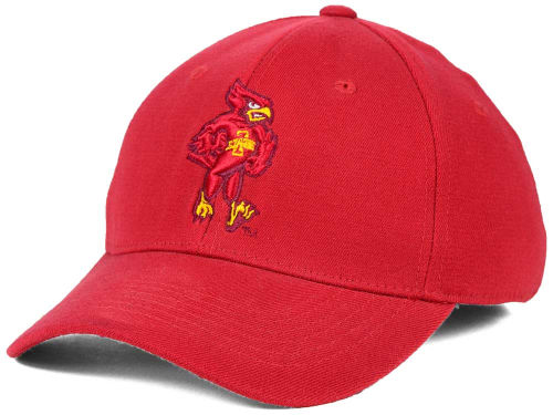 Iowa State Cyclones Top of the World NCAA Team Color PC Cap Hats