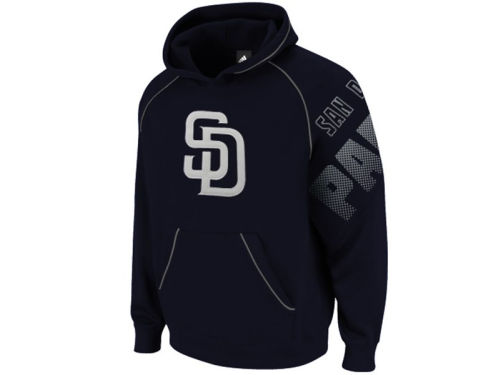 San Diego Padres Outerstuff MLB Youth Home Run Pullover