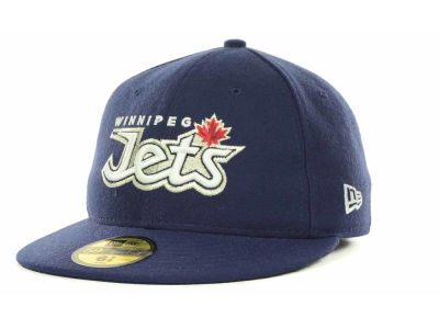 Winnipeg Jets NHL TM 59FIFTY Cap Hats