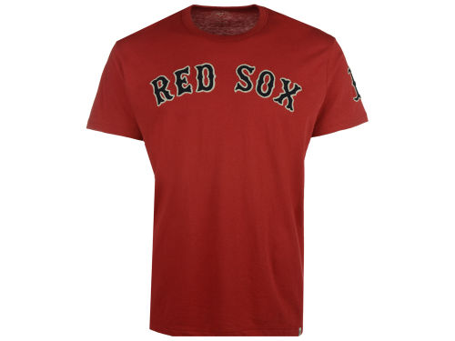 Boston Red Sox '47 Brand MLB Fieldhouse Basic T-Shirt
