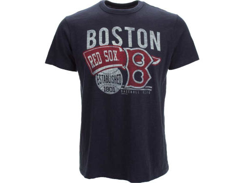 Boston Red Sox '47 Brand MLB Scrum T-Shirt