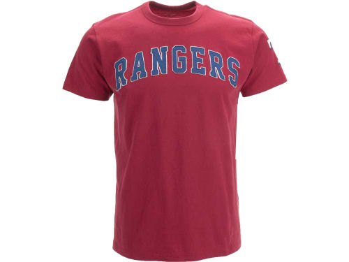 Texas Rangers '47 Brand MLB Fieldhouse Basic T-Shirt