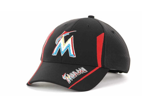 Miami Marlins '47 Brand MLB Arc Cap Hats