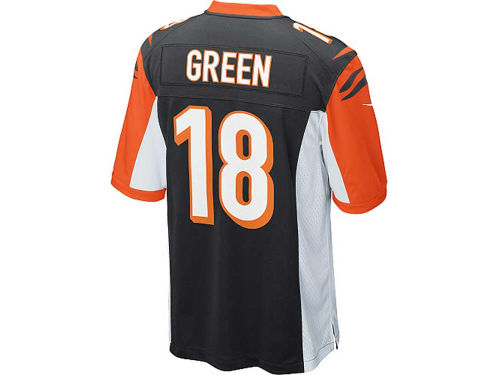 Cincinnati Bengals A.J. Green Nike NFL Youth Game Jersey