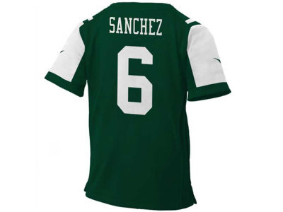 Outerstuff Mark Sanchez NFL Kids Game Jersey