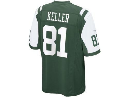New York Jets Dustin Keller Outerstuff NFL Kids Game Jersey