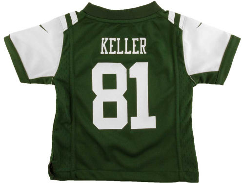 New York Jets Dustin Keller Outerstuff NFL Infant Game Jersey
