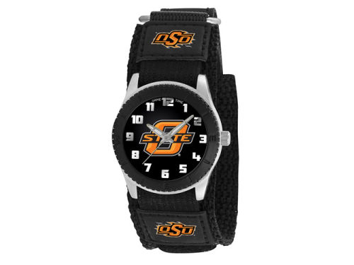 Oklahoma State Cowboys Game Time Pro Rookie Kids Watch Black