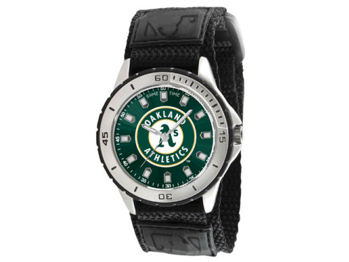Oakland Athletics Game Time Pro Veteran Watch