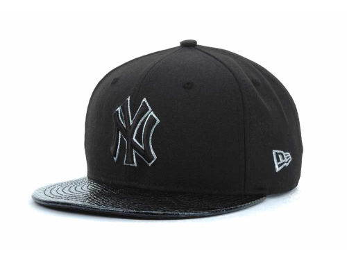 New York Yankees New Era LTD Snake-Thru 9FIFTY Strapback Hats
