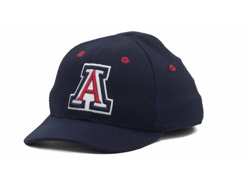 Arizona Wildcats Top of the World NCAA Little One-Fit Cap Hats
