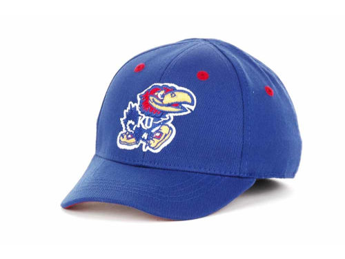 Kansas Jayhawks Top of the World NCAA Little One-Fit Cap Hats