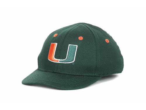 Miami Hurricanes Top of the World NCAA Little One-Fit Cap Hats