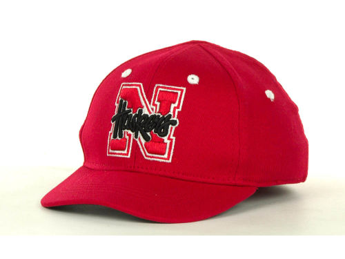 Nebraska Cornhuskers Top of the World NCAA Little One-Fit Cap Hats