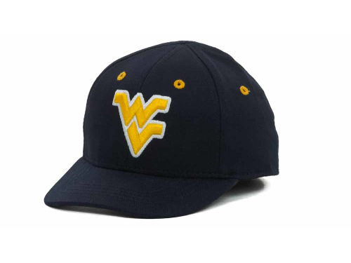 West Virginia Mountaineers Top of the World NCAA Little One-Fit Cap Hats