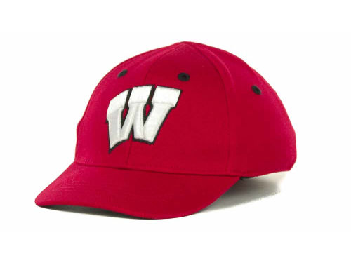 Wisconsin Badgers Top of the World NCAA Little One-Fit Cap Hats