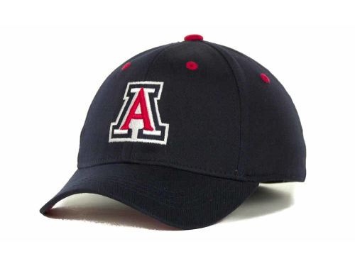 Arizona Wildcats Top of the World NCAA Kids Onefit Cap Hats