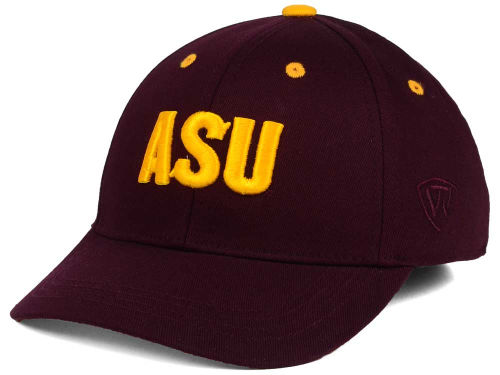 Arizona State Sun Devils Top of the World NCAA Kids Onefit Cap Hats