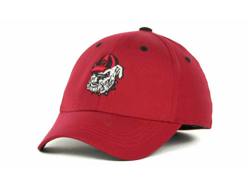 Georgia Bulldogs Top of the World NCAA Kids Onefit Cap Hats