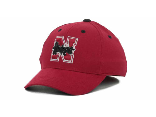 Nebraska Cornhuskers Top of the World NCAA Kids Onefit Cap Hats