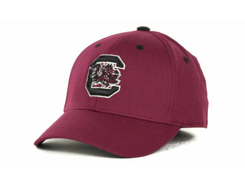 South Carolina Gamecocks Top of the World NCAA Kids Onefit Cap Hats