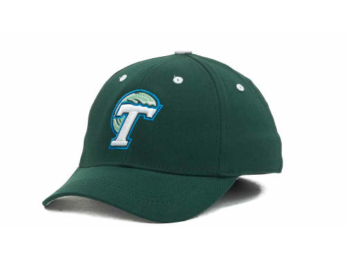 Tulane Green Wave Top of the World NCAA Kids Onefit Cap Hats