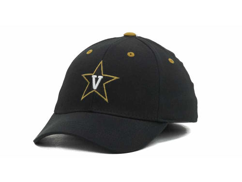 Vanderbilt Commodores Top of the World NCAA Kids Onefit Cap Hats