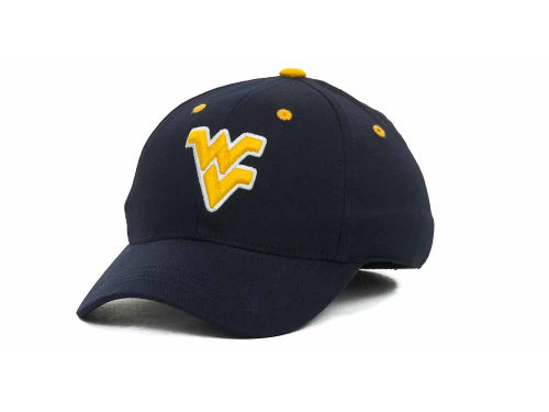 West Virginia Mountaineers Top of the World NCAA Kids Onefit Cap Hats