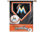 Miami Marlins Wincraft 27X37 Vertical Flag Flags & Banners