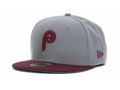 Philadelphia Phillies MLB Cooperstown 59FIFTY Hats
