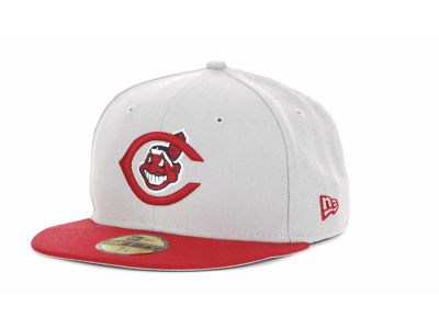 Cleveland Indians MLB Cooperstown 59FIFTY Hats