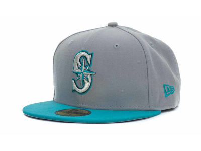 Seattle Mariners MLB Cooperstown 59FIFTY Hats