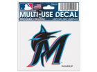 Miami Marlins Rico Industries Static Cling Decal Auto Accessories