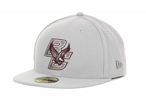 Boston College Eagles New Era NCAA Alloy 59FIFTY Hats
