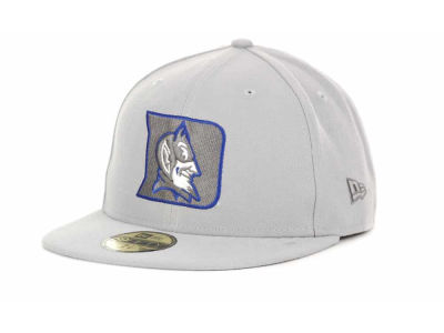 Duke Blue Devils NCAA Alloy 59FIFTY Hats