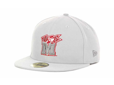 Maryland Terrapins NCAA Alloy 59FIFTY Hats