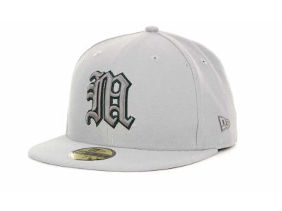 Miami Hurricanes NCAA Alloy 59FIFTY Hats