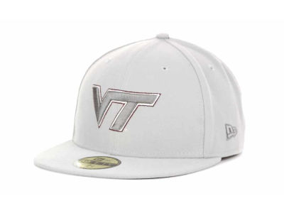 Virginia Tech Hokies NCAA Alloy 59FIFTY Hats