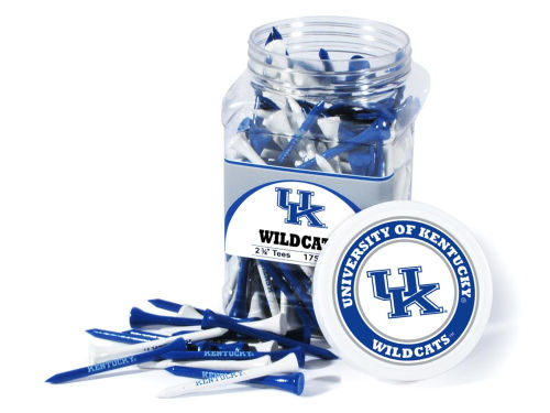 Kentucky Wildcats Team Golf 175 Count Tee Jar