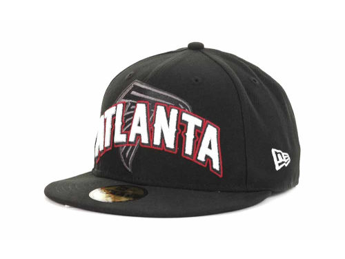 Atlanta Falcons New Era NFL 2012 Draft 59FIFTY Hats