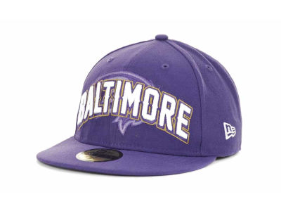 Baltimore Ravens NFL 2012 Draft 59FIFTY Hats