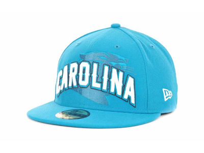 Carolina Panthers NFL 2012 Draft 59FIFTY Hats