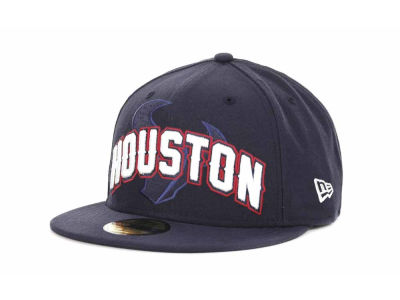 Houston Texans NFL 2012 Draft 59FIFTY Hats
