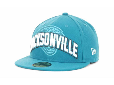 Jacksonville Jaguars NFL 2012 Draft 59FIFTY Hats