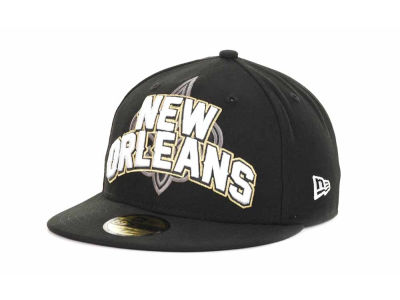 New Orleans Saints NFL 2012 Draft 59FIFTY Hats