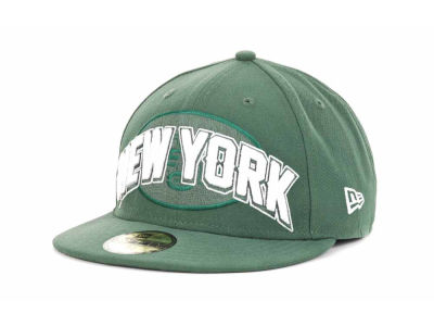 New York Jets NFL 2012 Draft 59FIFTY Hats